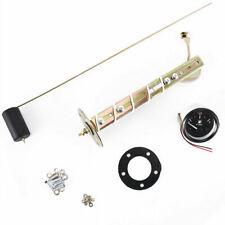 kesoto Indicador de Nivel de Combustible de 52mm LED Negro 1 Gasolina Marine Instruments para Barcos