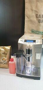 DeLonghi, PrimaDonna S ECAM 26.455.MB Chrom 8 Tassen Kaffeevollautomat