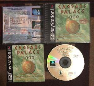 Caesars Palace 2000: Millennium Gold Edition (Sony PlayStation 1, 2000)