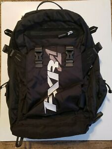 FXR BACKPACK RIDE PACK BLACK OPS CHARCOAL SNOWMOBILE BAG 203202-1010-00