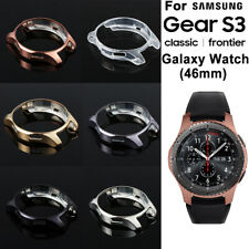 schutzhülle silikon - hülle tpu - gehäuse For Samsung Gear S3 Galaxy Watch 46mm