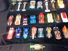 25 Race Cars and Dragsters [ Hot Wheels , Match Box And Misc. Lot Dog 16