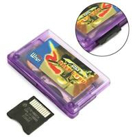 Purple Burning Disk Mini Super Card for SP/GBM/IDS/NDS/NDSL Game Cards