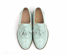 Low (3/4 in. to 1 1/2 in.) Loafers & Moccasins Solid Flats for Women