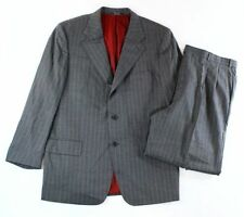 Three Button Long Regular Size 30 Inseam Suits for Men