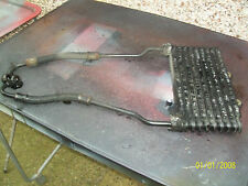 1996 MK1 GSF600 BANDIT OIL COOLER WITH PIPES HOSES