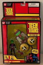 Teen Titans Beast Boy Blowinder Set Bandai 2004