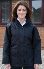 Autres vestes/blousons noirs en polyester pour femme