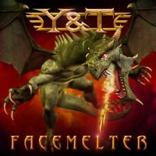 Y&T FACEMELTER YESTERDAY AND TOMORROW CD NEW