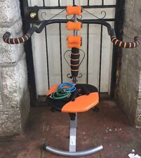 LIGHTLY USED AB DOER TWIST ABDOMINAL & FITNESS MACHINE GREAT CONDITION