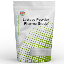 LACTOSE POWDER - PHARMA GRADE - 1KG - 100% PURE - BREWING