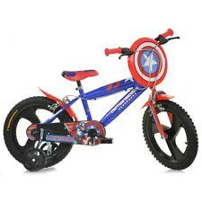 BIKE CAPTAIN AMERICA 16 DINO BIKES BICYCLE CHILD 107-138CM