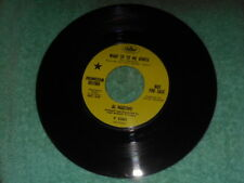 Al Martino Wake Up To Me Gentle NM/If You Must leave My Life NM  1968 Pop 45