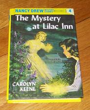 THE MYSTERY AT LILAC INN, Nancy Drew #4, Carolyn Keene, Grosset & Dunlap HC 2007