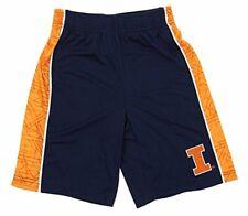 """NCAA Youth Illinois Fighting Illini """"Break Point"""" Shorts"""