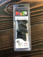 Pawz XX Small Dog Boots Black 12 Pack Disposable/Reusable