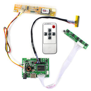 "HD MI Audio LCD Controller Board For 14.1"" 15.4"" B154EW02 1280x800 LCD Screen"