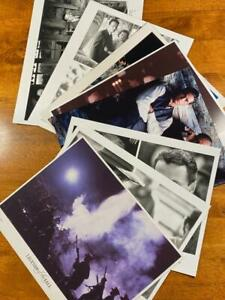 8 Brad Pitt Legends Of The Fall Anthony Hopkins Old Movie Still Photo Lot A312
