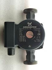 Grundfos UPS 25 - 60  Heizungspumpe 180 mm  Umwälzpumpe 230 Volt  NEU P5383/17
