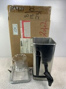 Vintage Vitamix Blender Stainless Juicer Mixer Action Dome Replacement Incmplete