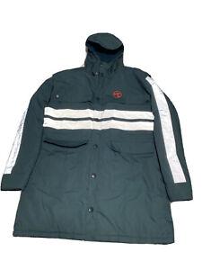 Bunnings Warehouse Size L Waterproof Hooded Hyper Reflective Polyester Jacket