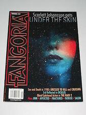 FANGORIA #332 MAY 2014 SCARLETT JOHANSSON UNDER THE SKIN HORROR UK MAGAZINE