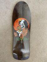 Moonshine Skateboards Scott Stanton Rag Doll Reissue Pushead Tribute