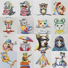 Full Drill Diy 5D Diamond Painting Cartoon Animal Cross Stitch Embroidery Art