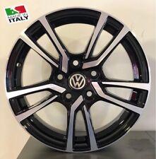 """Cerchi in lega Volkswagen Polo Golf 4 da 16"""" Nuovi Offerta SUPER  BICOLORE TOP"""