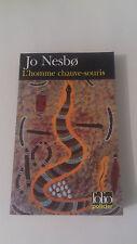 Jo Nesbo - L'homme chauve-souris