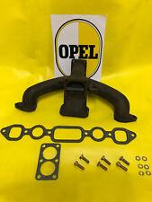 Neuf + Original OPEL RECORD A 1,7 D'échappement Coudes coudes + Joints + vis