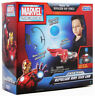 Marvel Iron Man repulsor ray master the force game tech lab by Uncle Milton