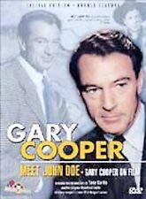 Gary Cooper: Meet John Doe/Gary Cooper on Film (DVD, 2000) (G)