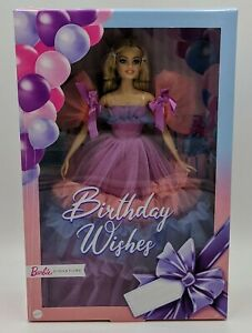 Mattel Birthday Wishes BARBIE Doll New 2021! Limited Edition!