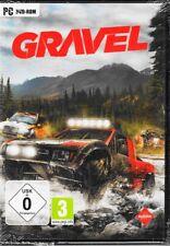 Gravel - PC DVD-ROM - Neu & OVP - Deutsche USK 0 Version