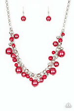 Paparazzi Jewelry Necklace Sets - Pearl Necklace Sets