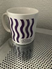 Olbas Ceramic Mug The Power To Breath Collectable Rare Unwanted *defect Chip