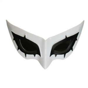 UK Seller P5 Hero Arsene Joker Persona 5 Eye Mask Cosplay Accessories Halloween