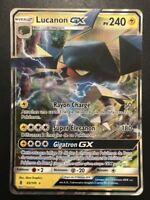 Cartes Pokémon Lucanon GX 45/145ULTRA RARE gardiens ascendants SL2