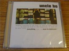 CD Album: Uncle Ho : Everything Must Be Destroyed  : Images Cover : Sealed