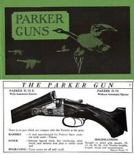 Parker 1932 Gun Catalog and Prices