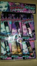 NIP Monster High Ghoulicious Fangtastic Lip Balm Set of 6 Party Favor Pack! Fun
