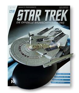 Star Trek Die offizielle Raumschiffsammlung USS Lantree (Ausgabe 138)