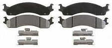 ACDelco 17D655MH Front Semi Metallic Brake Pads
