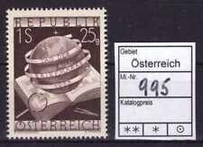 Österreich ** Mi.-Nr. 995 - Tag der Briefmarke
