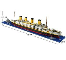 Titanic 1860 piece model