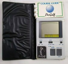 1984 Bandai LSI Game Pro Golf Hand Held Electronic Game Ban Dai works great