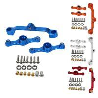1X(Aluminum Alloy Steering Link Set for Tamiya TT01 TT01E TT01D TT01ED TT-0 Y2H8