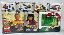 Lego 4293 801 Pcs Classic Value Pack 1999