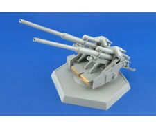 eduard 36329 1/35 Armor- WWII German 12.8cm Flak 40 Zwilling for Takom